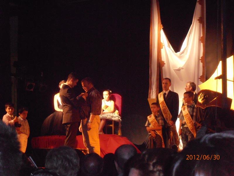 Premio Almogávar 2012