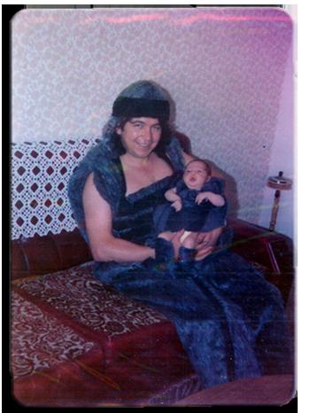 Yo y mi padre
