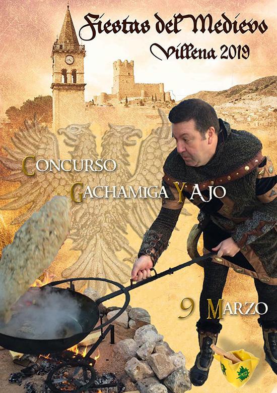 Concurso gachamiga y ajo Villena